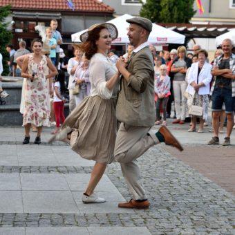 Potańcówka Miejska w Wejherowie (fot. Wejherowskie Centrum Kultury-Filharmonia Kaszubska)