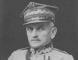 Dowódca 4 Armii generał Leonarda Skierski.
