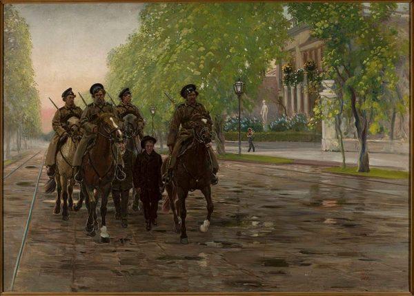 W książce znalazło się też miejsce na bohaterów wydarzeń lat 1905-1907. Czy na pewno słusznie?