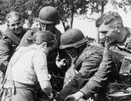 Nie tylko przedstawiciele niemieckiej mniejszości w Polsce dobrze wspominali moment kontaktu z żołnierzami Wehrmachtu.