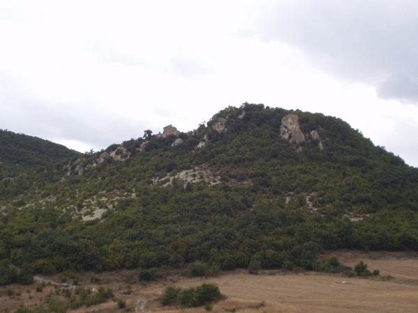 Widok na Perperikon (fot. domena publiczna)