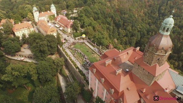 Zamek Książ (fot. materiały prasowe Dolnośląskiego Festiwalu Tajemnic)