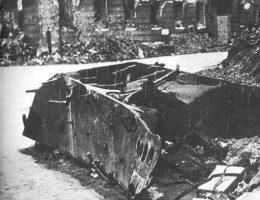 Wybuch spowodował niewyobrażalne zniszczenia. Zabił około 300 osób.