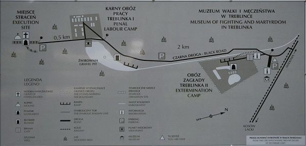 Zanim w Treblince powstał obóz zagłady, istniał tam już obóz pracy karnej.