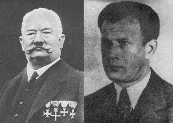 Dużą zaletą książki jest przypominanie losów mniej znanych powstańców, takich jak Kazimierz Zenkteller (z lewej) czy Kazimierz Szternal (z prawej).