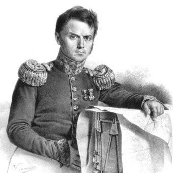 Maciej Rybiński był ostatnim wodzem naczelnym powstania listopadowego.