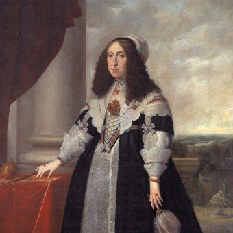 W chwili koronacji Cecylia Renata miała 26 lat.