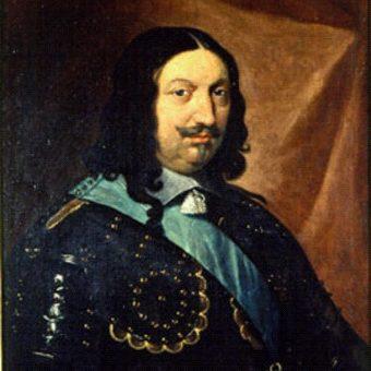 Honoriusz II rządził w Monako w latach 1604-1662.