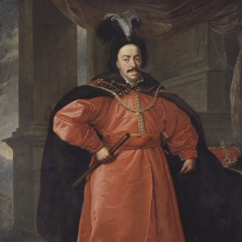 Jan Kazimierz Waza panował w Polsce w latach 1648-1668.