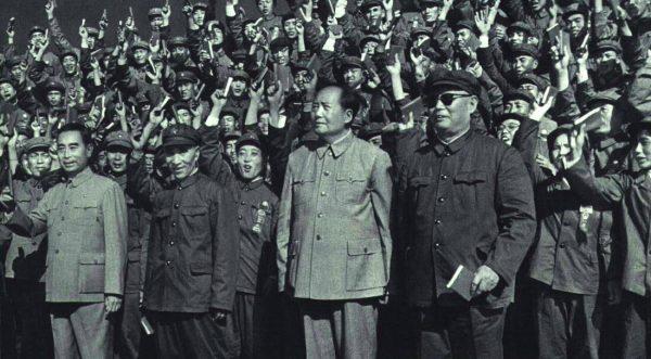 W trakcie rewolucji kulturalnej zginęło nawet 5 milionów ludzi. Zdjęcie z listopada 1966 roku.