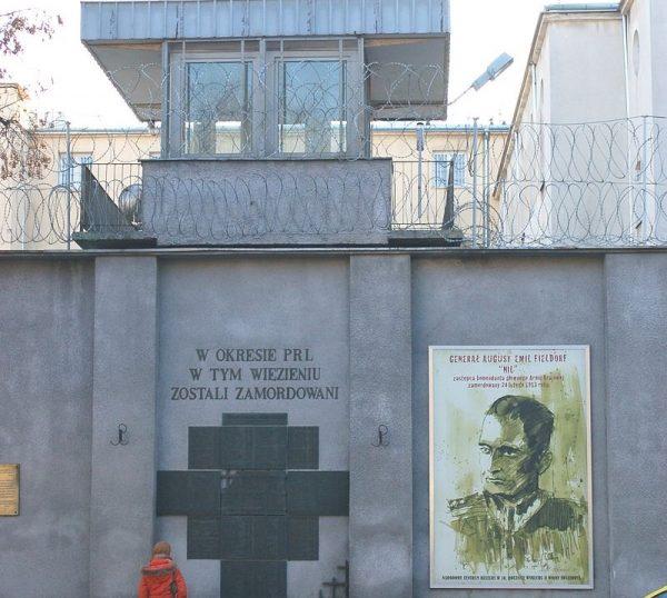 Moczarski był przetrzymywany w więzieniu na warszawskim Mokotowie.