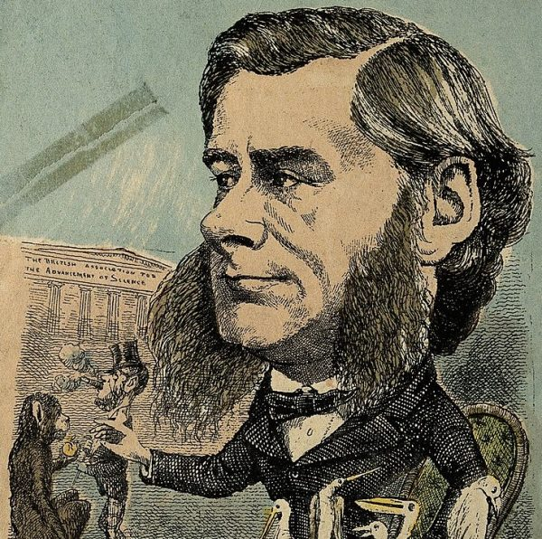 """Thomas Henry Huxley nazywany był """"buldogiem Darwina""""."""