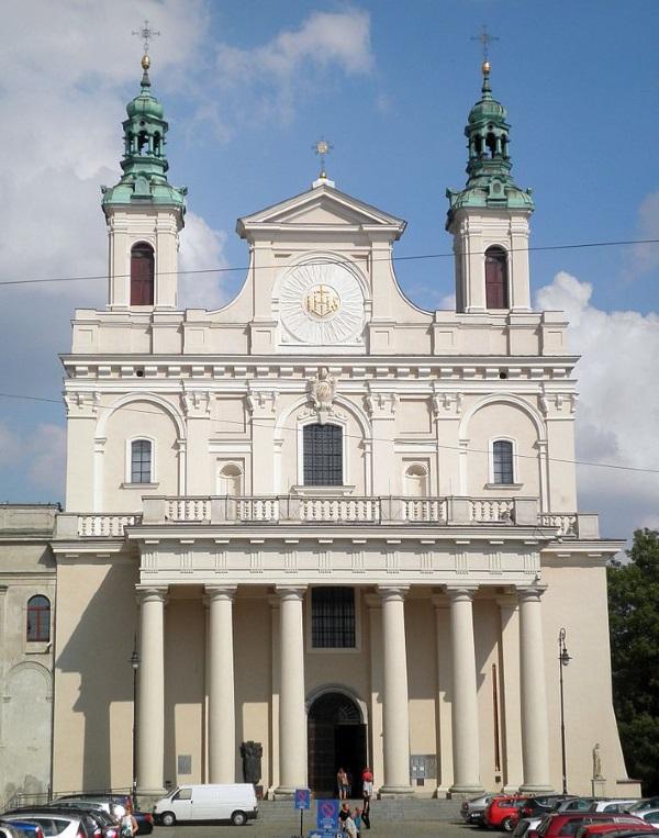 Archikatedra Lubelska (fot. Nutaj, lic. CCA SA 3.0 Pl)