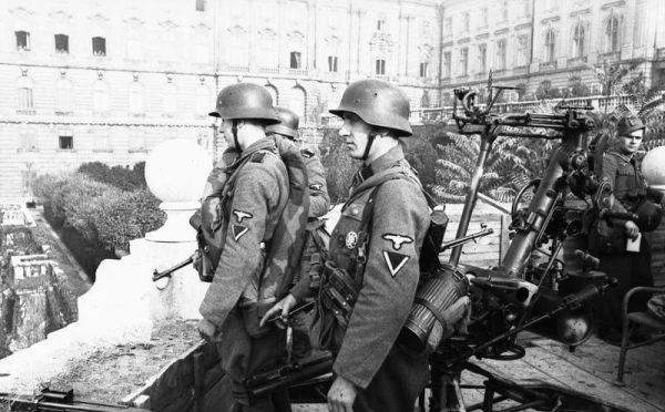 Niemcy gruntownie przygotowali się do obrony Budapesztu.