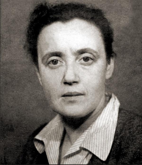 Funkcjonariuszka komunistycznego aparatu bezpieczeństwa Julia Brystygier (fot. domena publiczna).