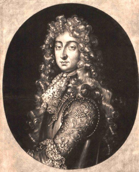 Dowódcą wojska cesarskich był Karol Lotaryński.