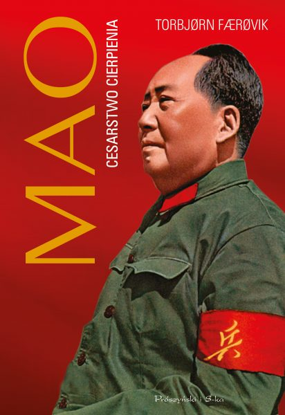 """Artykuł stanowi fragment książkiTorbjørna Færøvika """"Mao. Cesarstwo cierpienia"""", która ukazała się nakładem wydawnictwa Prószyński i S-ka."""