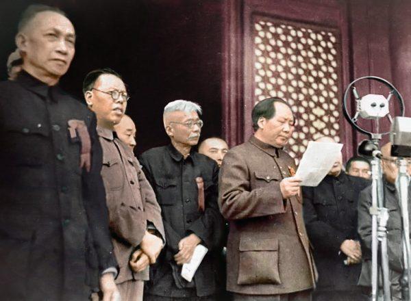 Kiedy Mao proklamował powstanie Chińskiej Republiki Ludowej, wydawało się, że w targanym wojną domową państwie wreszcie nastanie pokój.