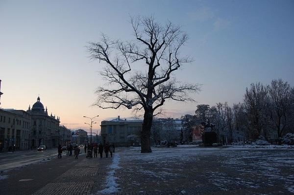 Plac Litewski w Lublinie (fot. Szater, lic. CCA SA 3.0)