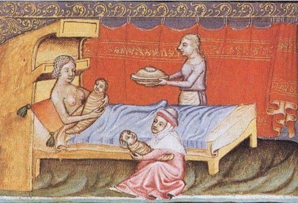 Kobiety, które przeżyły poród, mogły mówić o ogromnym szczęściu. Zwłaszcza, jeśli dziecku udało się doczekać dorosłości...