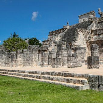 Ruiny Chichen Itza (fot. jarmoluk, lic. CC0)