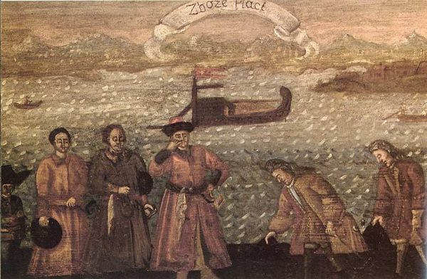 Polska szlachta, podobnie jak dwa wieki wcześniej, lekkomyślnie korzystała z koniunktury na zboże.