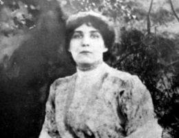 Zofia Nałkowska, która wymyśliła określenie pokolenie pryszczatych (fot. domena publiczna).