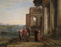 Kartagina, tu przedstawiona przez Claude'a Lorraina, była uznawana za najbogatsze miasto na świecie.