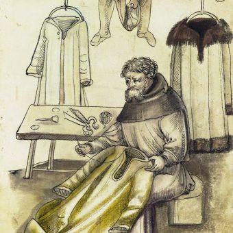 To, że zawód krawca był znany już w średniowieczu, nie dziwi nikogo. Ale dlaczego nie wolno im było naprawiać starych ubrań?