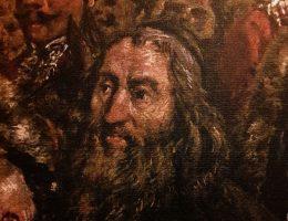 Bankierzy tacy jak Szmul Jakubowicz otrzymywali od króla pruskiego pozwolenie na nabywanie ziemi. Portret autorstwa Bernarda Bellotta/