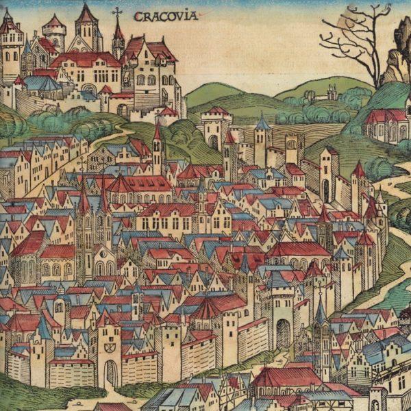 Kraków był w średniowieczu jednym z najbardziej znaczących polskich miast.