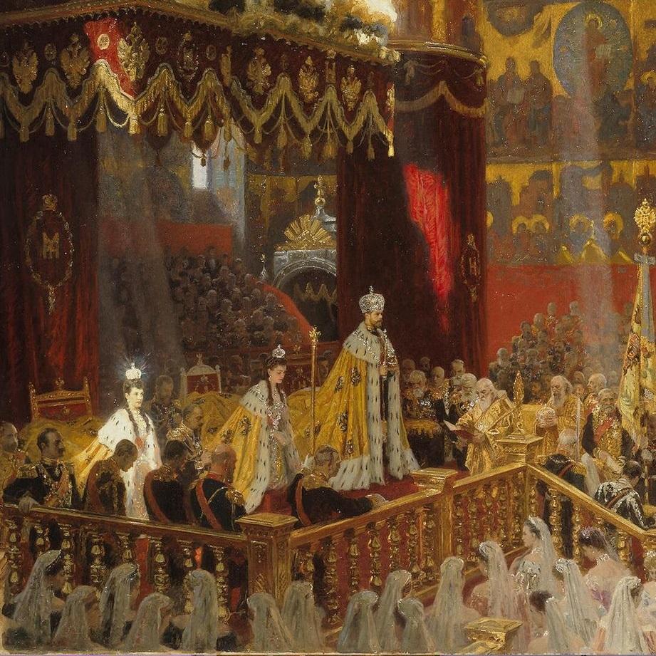 Mikołaj II Romanow rządził Rosją od 1894 do 1917 roku.
