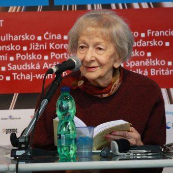 Wisława Szymborska w 2010 roku.