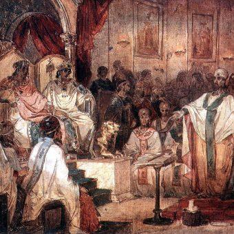 Sobór chalcedoński był czwartym soborem powszechnym w historii Kościoła.