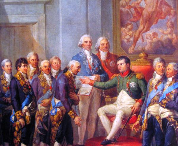 Utworzenie Księstwa Warszawskiego otworzyło wiele nowych możliwości bogacenia się.