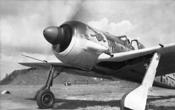 Focke-Wulfy były jednymi z najlepszych niemieckich myśliwców w czasie II wojny światowej.