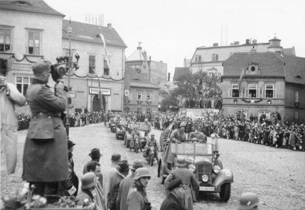 Czy wkroczeniu Niemców do Czechosłowacji można było zapobiec?