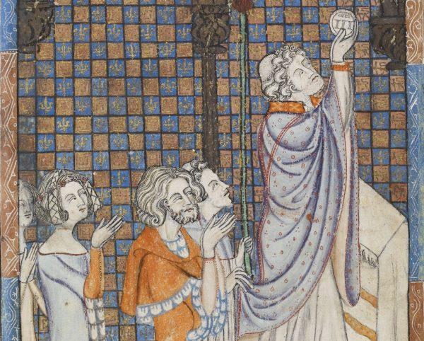 """Zapach średniowiecznego miasta """"w pigułce"""" można było poczuć... w kościołach podczas mszy."""