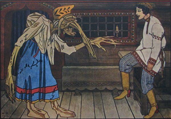 Na ziemiach polskich rozpowszechniona była wiara w baby - demony przypominające stare, złośliwe kobiety.