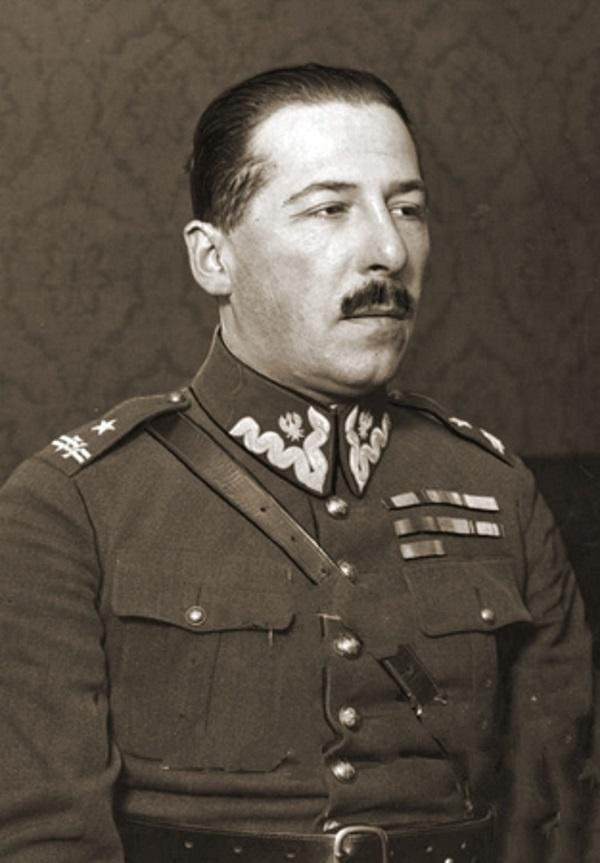 Jan Kowalewski jako attaché wojskowy w Moskwie (fot. domena publiczna)