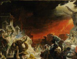 Karl Bryullov, Ostatni dzień Pompejów (fot. domena publiczna)