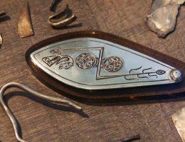 Piktyjskie artefakty. Nowe odkrycie każe się zastanowić, czy to ornament, czy tekst (fot. Mike Peel, www.mikepeel.net, lic. CC BY-SA 4.0)