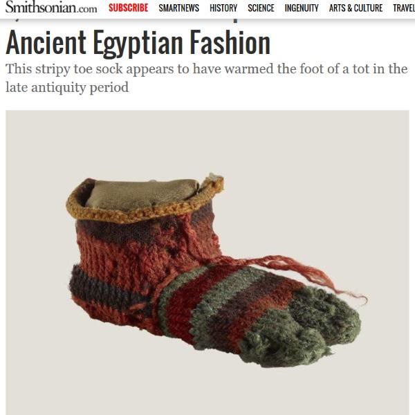 Screen materiału przygotowanego przez Smithsonian.