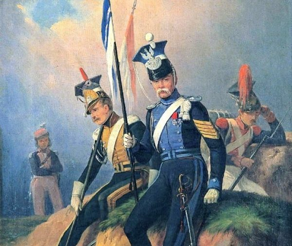 Bankierzy i kupcy bogacili się między innymi dzięki kontraktom na dostawy dla wojska.