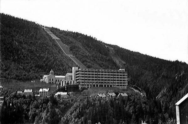 Fabryka ciężkiej wody Norsk Hydro była kluczowym elementem nazistowskiego projektu bomby atomowej.