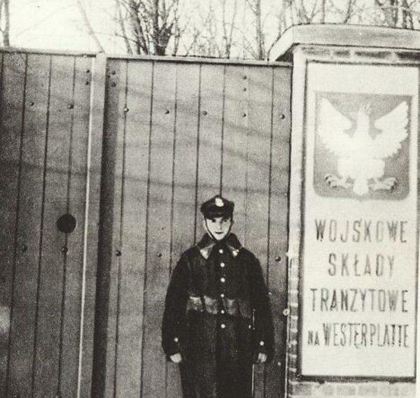Polacy dobrze zamaskowali poszczególne obiekty w jednostce.