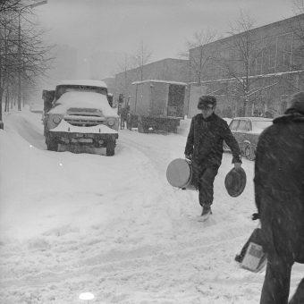 Zima stulecia 1978-1979 (fot. domena publiczna)