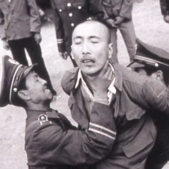 Do chińskich obozów pracy trafiły miliony ludzi,