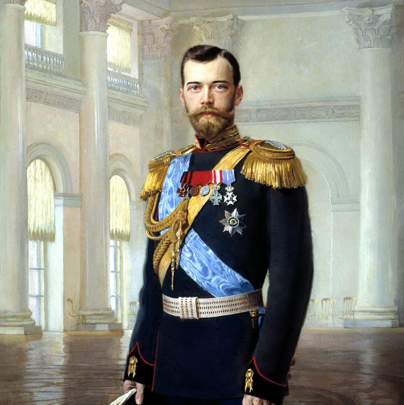 Decyzję o wprowadzeniu na terenie Królestwa stanu wojennego podjął car Mikołaj II.