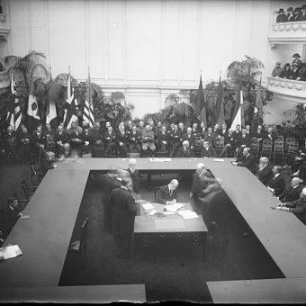 Obrady konferencji trwały od 12 listopada 1921 do 6 lutego 1922 roku.